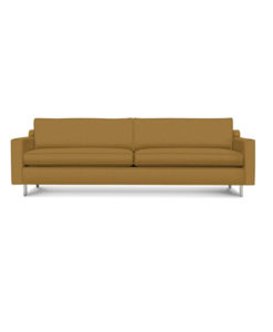 Mitchell Gold + Bob Williams Hunter sofa in avignon camel