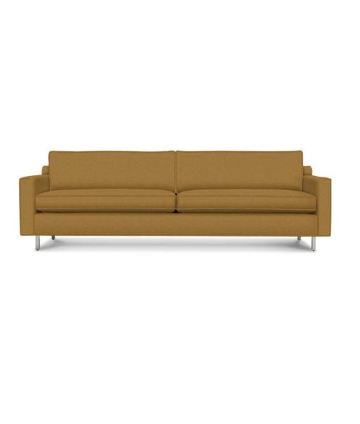 Mitchell Gold + Bob Williams Hunter sofa in avignon camel