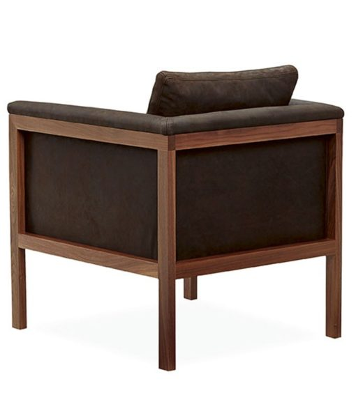 Lee Industries L1829-01 chair back view