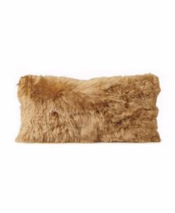 Auskin Alpaca gold pillow