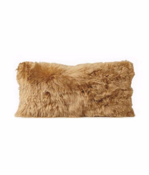 Auskin Alpaca gold pillow