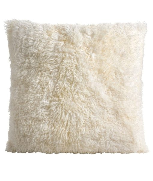 Auskin Curly sheepskin pillow