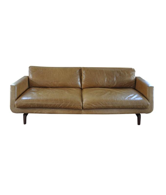 American Leather Nash sofa - BeyondBlue Interiors - Raleigh ...