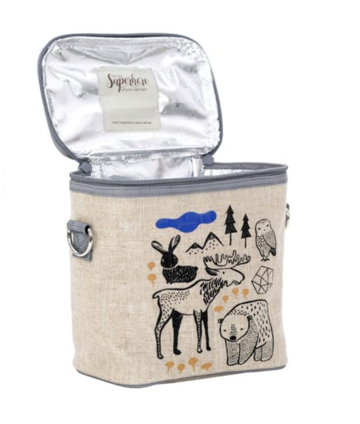 So Young Nordic Animals Small Cooler Bag