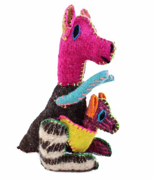 Twoolie-kangaroo