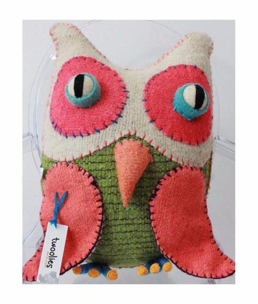 Twoolie-owl