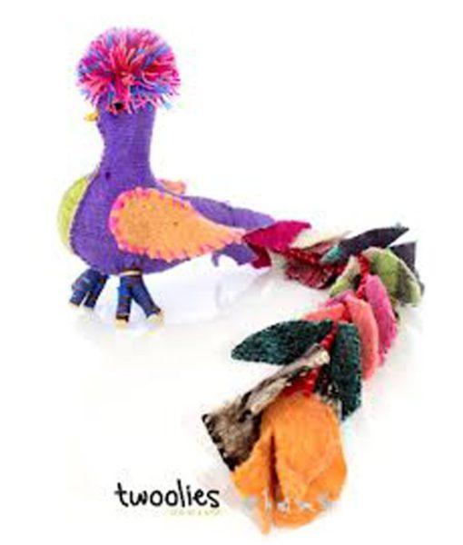Twoolies quetzal