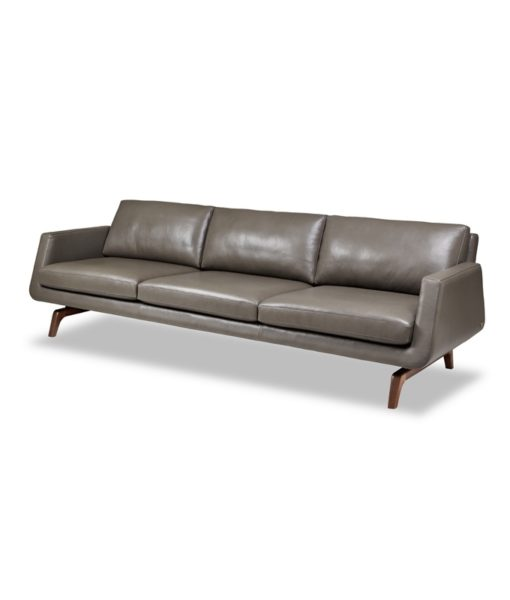 "American Leather Nash 99"" sofa"