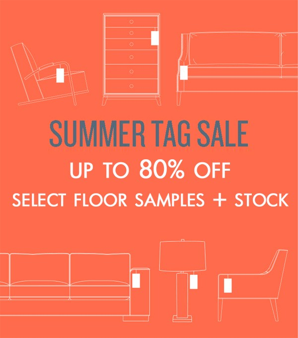 Summer Tag Sale