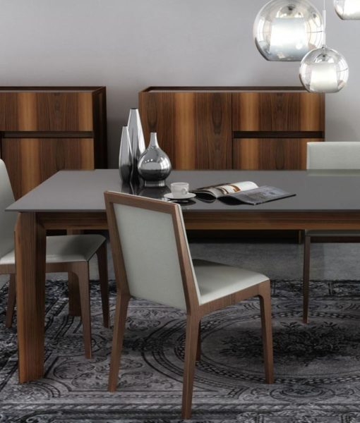 Huppe Magnolia dining table room setting