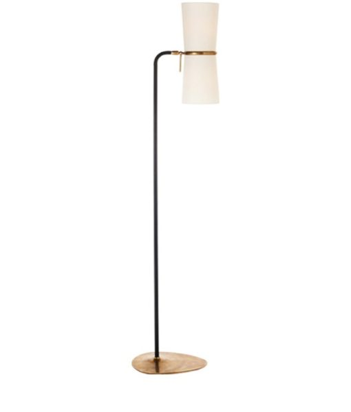 Visual Comfort Clarkson floor lamp