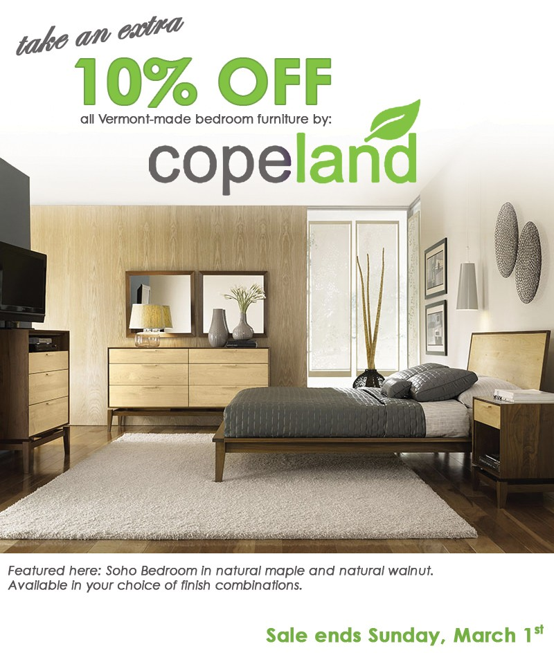 CopelandBedroomSale