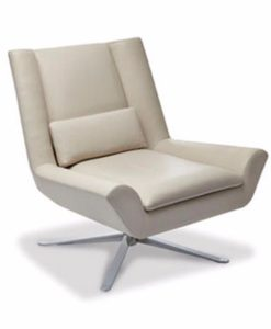 American Leather Luke chair