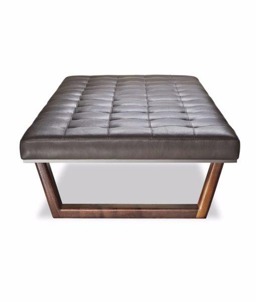 American Leather Edison bench