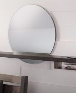 Trica Halo mirror + shelf