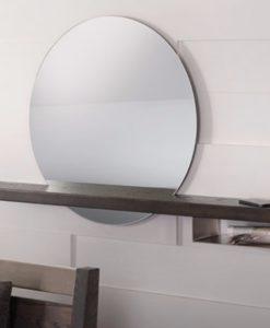 Trica Halo mirror + shelf