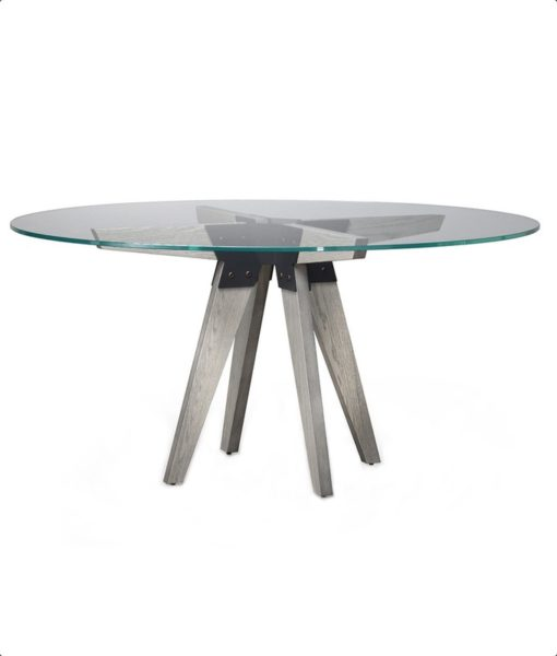 Trica Soul round dining table