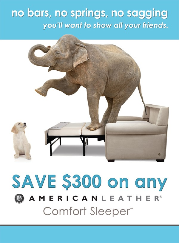 American Leather Fall 2015 Sale
