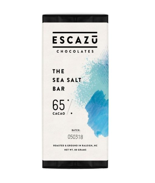 Escazu chocolate sea salt