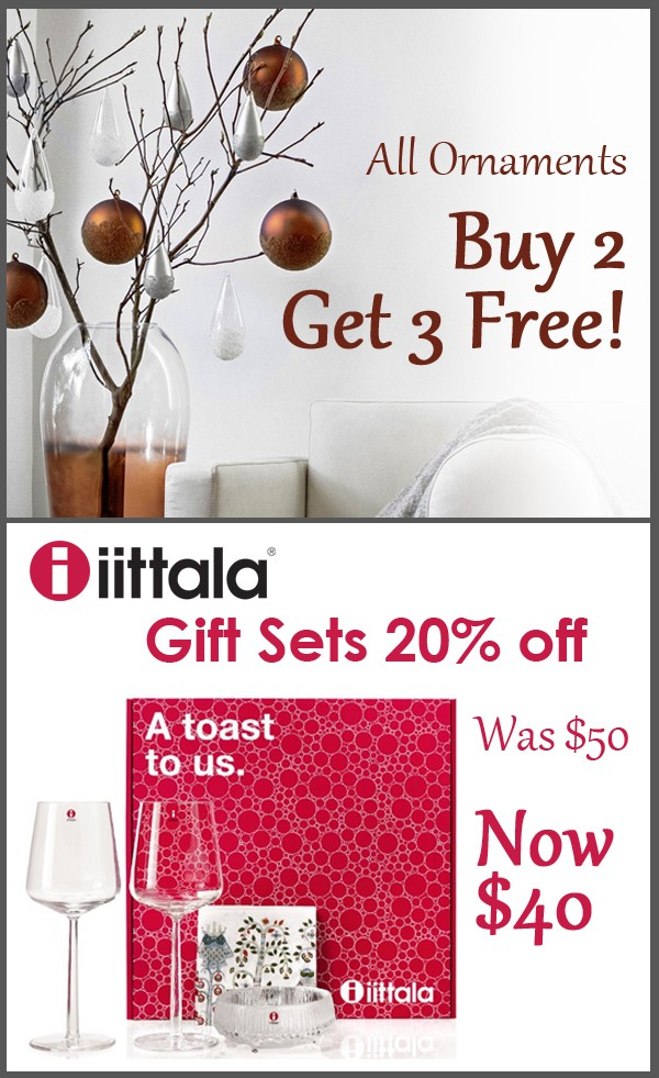 Holiday Sale Ornament and Iittala 2015-cropped2