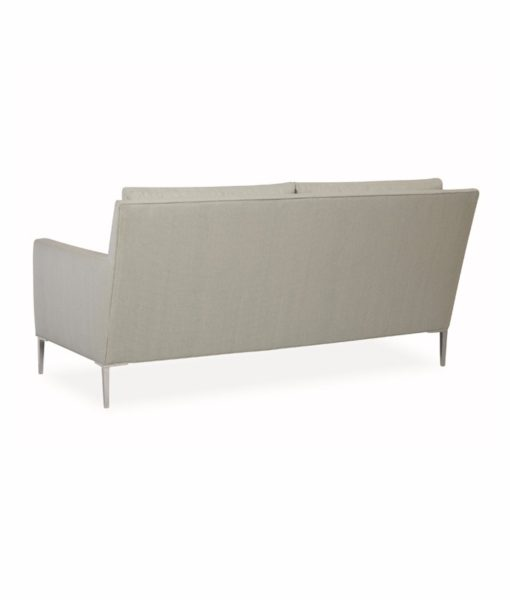 Lee Industries 1299-11 apartment sofa back view