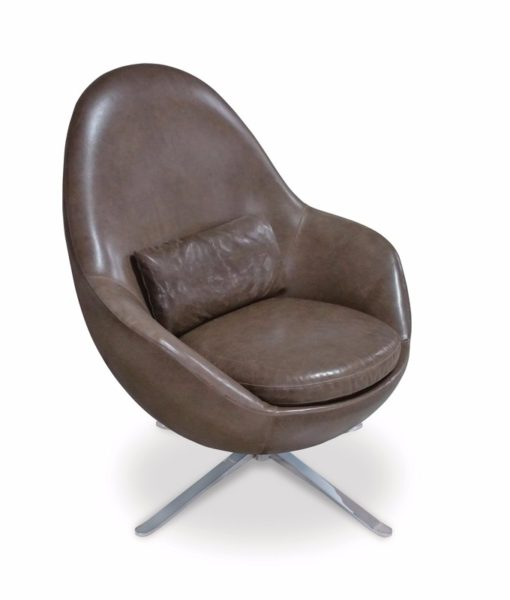American Leather Jude chair