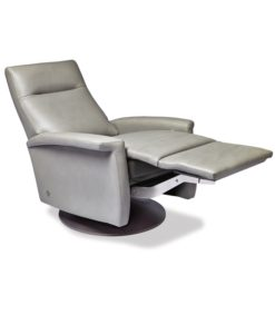 American Leather Fallon reclined view