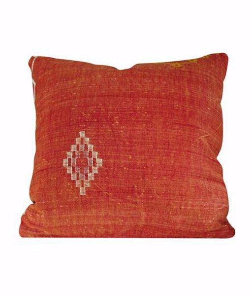 Lee Industries Moroccan rug pillow
