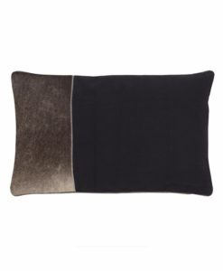 Mitchell Gold + Bob Williams Color Block hide pillow