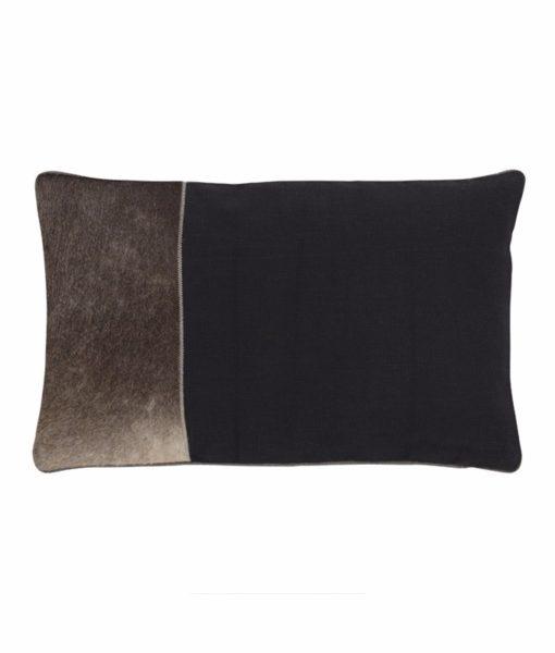 Mitchell Gold + Bob Williams Color Block hide pillow