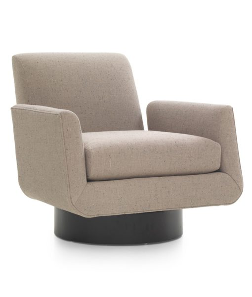 Mitchell Gold + Bob Williams Supernova swivel chair