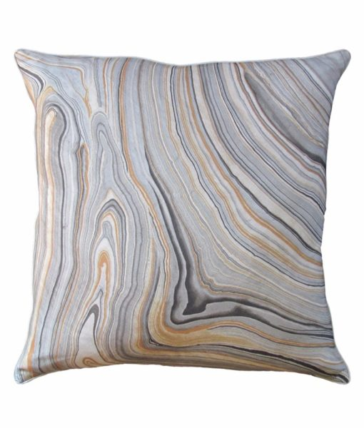 Ryan Studio Carrara Smoke pillow