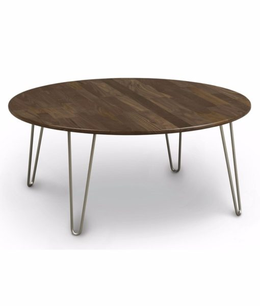 Copeland Essentials round coffee table