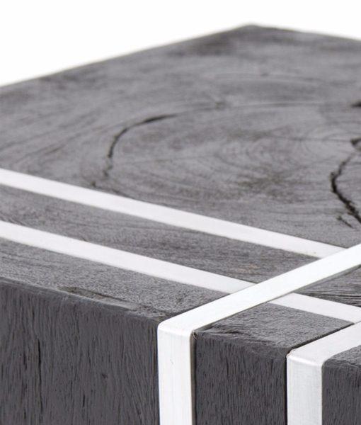 Four Hands Kessler stool closeup