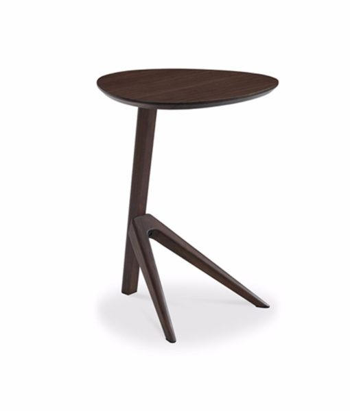 Greenington Rosemary side table black walnut