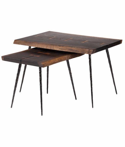 Nuevo Nexa nesting tables