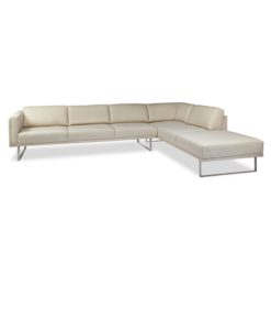 American Leather Berkeley sectional