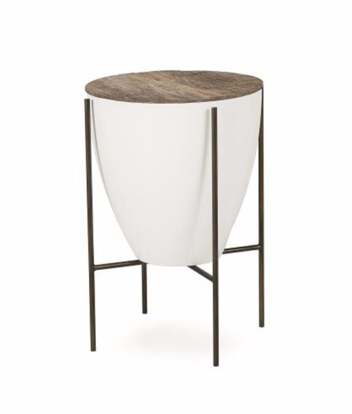 Resource Decor Danica tall side table