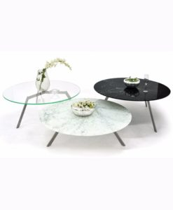 Glassisimo Ragno coffee table