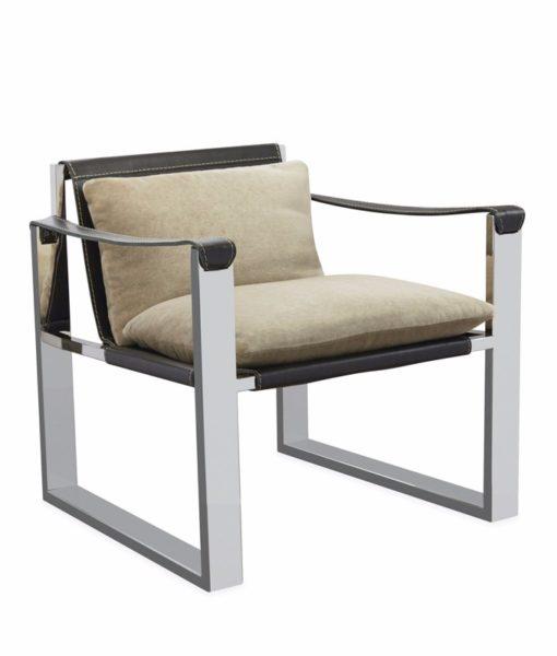 Lee Industries L1899-01 safari chair with cushions