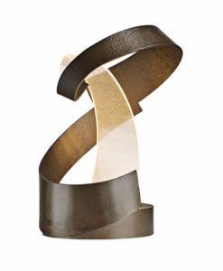 Hubbardton Forge Encounter table lamp