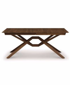 Copeland Exeter dining table with no leaves