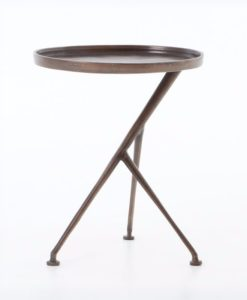 Four Hands Schmidt side table