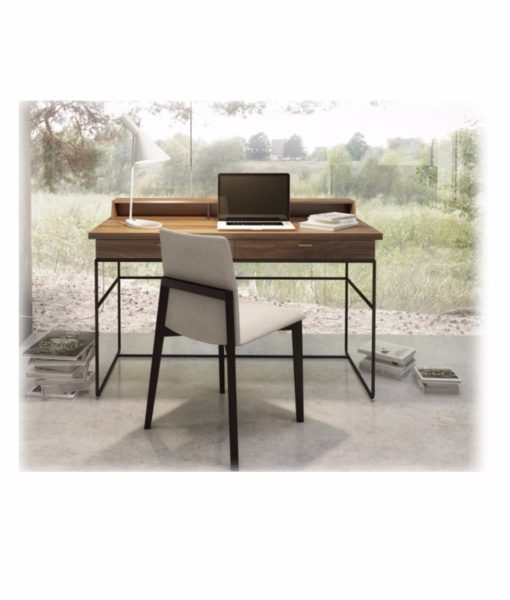 Huppe Linea Two-drawer console room setting