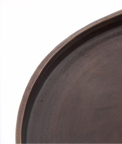 Four Hands Schmidt side table closeup