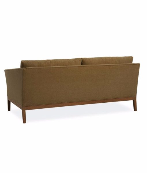 Lee Industries 1423-11 apartment sofa back view