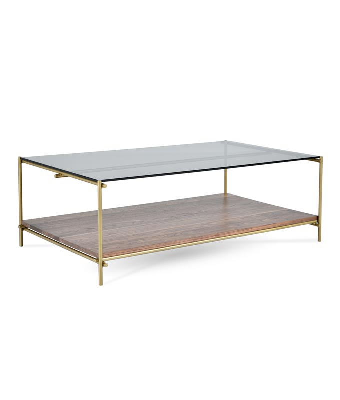 Ellenton Coffee Table With Storage: Charleston Forge Collins Drink Table