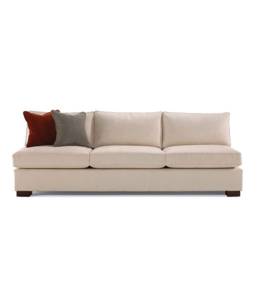 Mitchell Gold + Bob Williams Carson armless sofa
