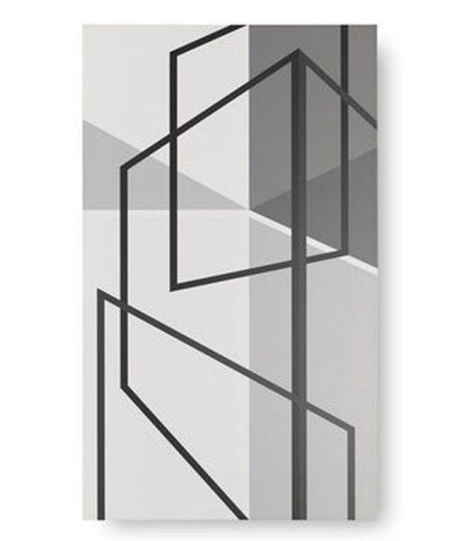 Mitchell Gold + Bob Williams Geometric Perspective art