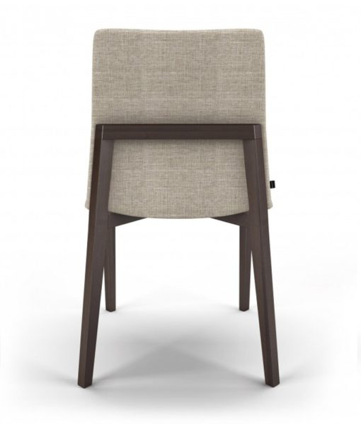 Huppe Fly dining chair back view